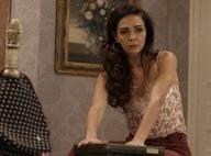 'Sol Nascente': Loretta acha provas contra César durante faxina e leva à polícia