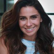 Giovanna Antonelli aproveita Carnaval para relaxar: 'Quatro dias de descanso'