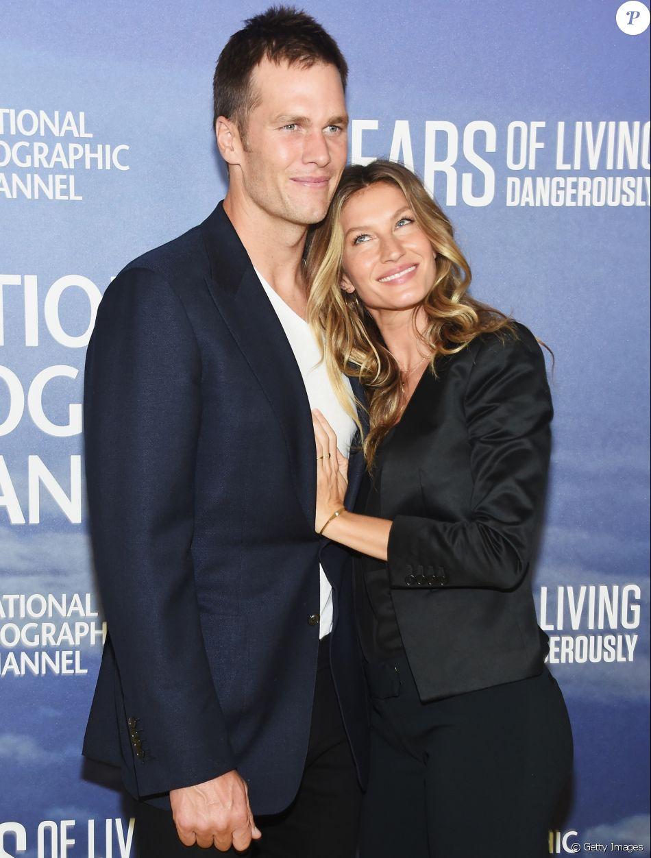 Gisele Bündchen planeja aumentar a família com Tom Brady, com quem está casada há 7 anos