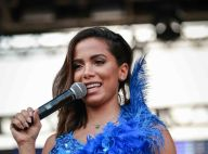 Anitta faz participação em show da Banda Eva, em SP: 'Carnaval já começou!'