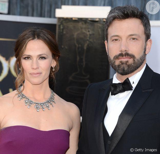 Jennifer Garner e Ben Affleck novamente separados. Atriz entra com novo pedido de divórcio