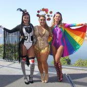 Inspire-se nos looks de Carnaval das famosas para curtir os blocos de rua
