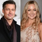 Brad Pitt e Kate Hudson estão morando juntos em Hollywood: 'Relação romântica'
