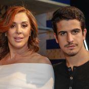 Claudia Raia elogia parceria profissional com o filho, Enzo: 'Homem de negócios'