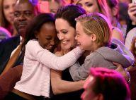 Angelina Jolie cozinha escorpiões para os filhos na TV: 'Salgadinho'. Vídeo!