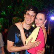 Mateus Solano e Paula Braun curtem férias em Noronha após 'Amor à Vida'