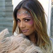 Vídeo: cantora Lexa, musa da Vila Isabel, ensina duas maquiagens de Carnaval