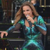 Ivete Sangalo lista perrengues de Carnaval: 'Dor de barriga por causa da tensão'