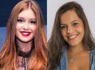 Marina Ruy Barbosa brinca sobre autoestima de Emilly, do 'BBB17': 'Queria ter'
