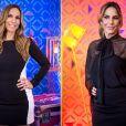 Ivete Sangalo vive ditando moda no programa 'The Voice Kids'. A cantora prefere apostar em looks mais neutros
