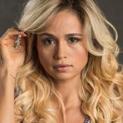 Nanda Costa platina os cabelos para a novela 'Pega Ladrão': 'Dando um trabalhão'
