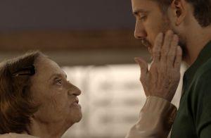 Novela 'Sol Nascente': Sinhá descobre estar falida e César, preso, se desespera