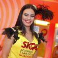 Pela primeira vez curtindo o Carnaval de Salvador, Leticia Lima afirmou que em seu relacionamento com Ana Carolina não existem ciúmes