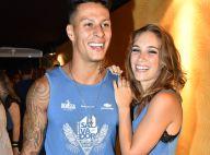Carnaval: Marcela Fetter e o namorado, Rodrigo Lima, se divertem na Bahia. Fotos