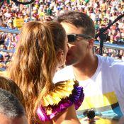 Carnaval: Ivete Sangalo ganha beijo do marido antes de show em Salvador. Fotos!