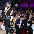 O baile de Carnaval do Copacabana Palace reuniu famosos na noite deste sábado, 25 de fevereiro de 2017
