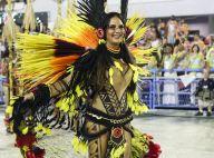 Carnaval: Luiza Brunet volta à Imperatriz após 4 anos afastada. 'Estou feliz'