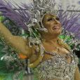 Susana vieira brilha em desfile da Grande Rio no Carnaval 2017