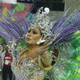 Susana Vieira brilhou no desfile da Grande Rio