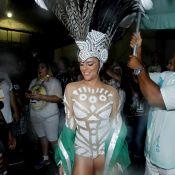 Vídeo: confira entrevista com a rainha de bateria da Grande Rio, Paloma Bernardi