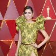 Celebridades exibiram seus looks no tapete vermelho da 89ª edição do Oscar, em Los Angeles, na Califórnia, realizada na noite deste domingo, 26 de fevereiro de 2017