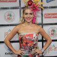Ela representou o reconhecimento do talento de Ivete Sangalo em sua terra natal no desfile