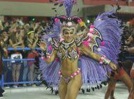 Vídeo: Bianca Salgueiro exibe corpo sarado e samba no pé no Carnaval 2017