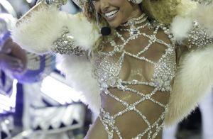 Rainhas de bateria usam looks ousados no Carnaval 2017. Veja fotos!