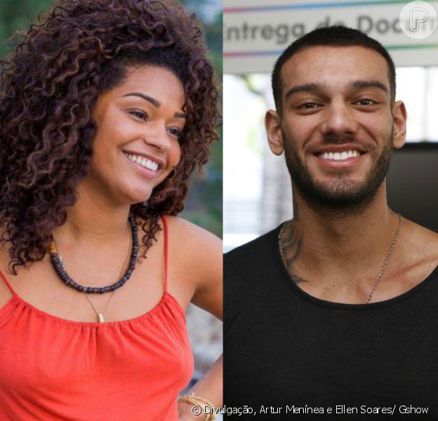 Dora (Juliana Alves) vai ficar encantada por Daniel (Lucas Lucco), nos próximos capítulos da  novela 'Sol Nascente', a partir de 6 de março de 2017