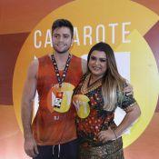 Preta Gil adia planos de gravidez com o marido, Rodrigo Godoy: 'Só em 2018'