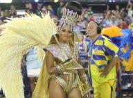 Juliana Alves, rainha da Tijuca, se emociona ao falar de acidente: 'Adversidade'