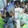 Camila Silva temeu perder o costeiro na Sapucaí: 'Visível'