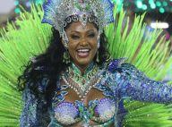 Camila Silva conta o que mais incomoda no look de rainha de bateria: 'Costeiro'