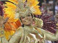 Musa desfila irritada no Carnaval por estar vestida: 'Acostumada a vir peladona'