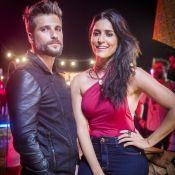 Maria Joana nega problema em cena com Bruno Gagliasso: 'Estava elogiando'