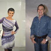 José de Abreu fará par romântico com Cassia Kis Magro no remake 'O Rebu'