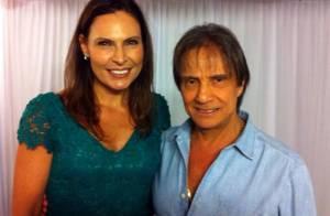 Laura Müller sobre perguntas de Roberto Carlos em palestra: 'Quebrou tabu'