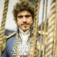 Caio Castro sobre personagem mulherengo em 'Novo Mundo': 'Ele tem um jeito único, com uma veia cômica'