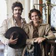 Na novela 'Novo Mundo', Dom Pedro (Caio Castro) vai trair com frequência a sua esposa Leopoldina (Letícia Colin). Lado mulherengo do personagem é reprovado pelo ator: 'Não sabe dar valor'