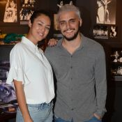 Yanna Lavigne tem companhia do ex Bruno Gissoni em ensaio de gestante: 'Família'