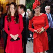 Kate Middleton repete vestido Alexander McQueen de R$ 14mil usado em 2012