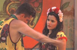 'BBB17': Marcos usa Vivian para causar ciúmes em Emilly e sister briga. 'Basta!'