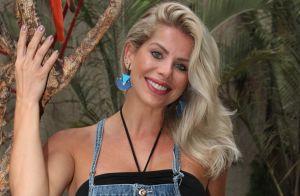 Karina Bacchi entrega desejo estranho na gravidez: 'Limão com sal'
