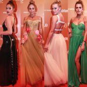 Bruna Marquezine, Sabrina Sato e famosas usam looks longos em premiação. Fotos!