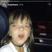 Vídeo: Rafa Justus dubla Naiara Azevedo com '50 reais' e Ticiane Pinheiro filma