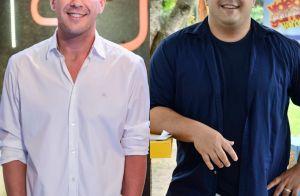André Marques, após perder 75kg, exibe antes e depois na web: 'Quanta mudança'