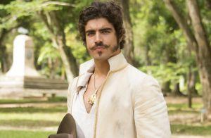 Caio Castro emagrece com dieta em preparação para 'Novo Mundo': 'Comendo menos'