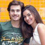 Marina Moschen fala sobre pedidos de namoro com Nicolas Prattes: 'Somos amigos'