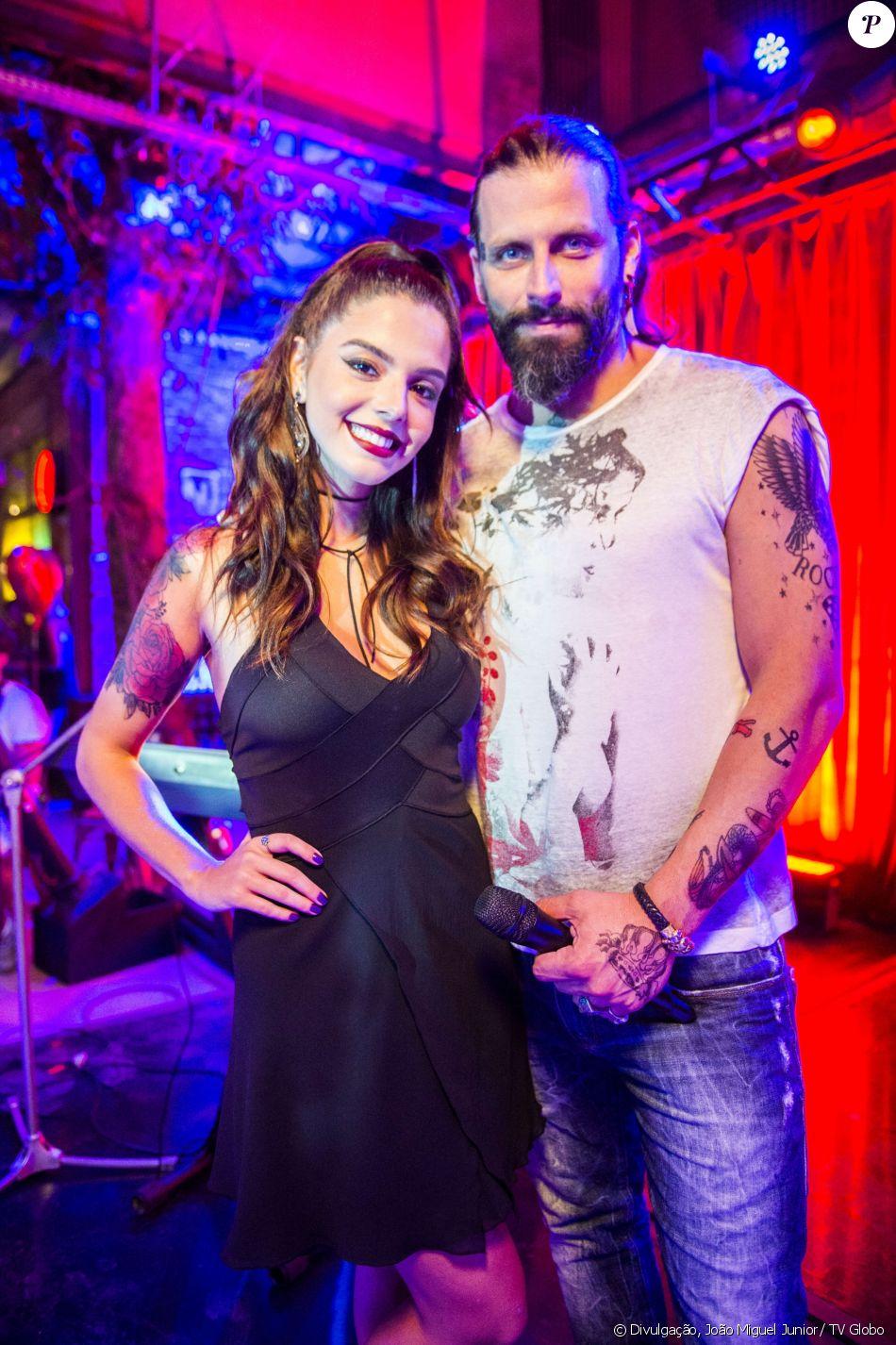 Milena (Giovanna Lancellotti) e Ralf (Henri Castelli) reatam e ficam juntos no fim da novela 'Sol Nascente', prevista para acabar em 21 de março de 2017