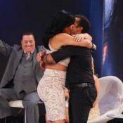 Gretchen chora após pedido de desculpas de Thammy Miranda: 'Orgulhosa de você'